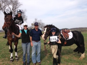 Good Weekend at Plantation Field Horse Trials