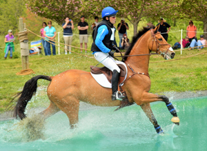 Fernhill Fugitive Finishes 2nd in Jersey Fresh CCI3*