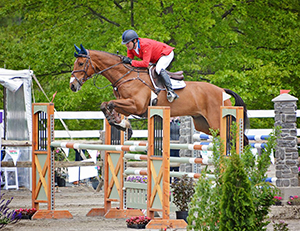 Sportsfield Candy Wins Jersey Fresh CCI2*