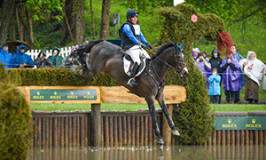 All Three Horses Finish In Top 15 At Rolex Kentucky