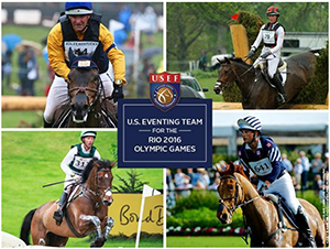 Fernhill Cubalawn Named to 2016 U.S. Olympic Team