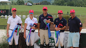 Team USA Wins Inaugural Great Meadow Nations Cup Leg