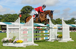 Tom Tierney and Annie Jones' Fernhill Fugitive Finishes 18th at Burghley