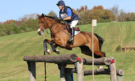 Fernhill Revelation & Corazon Finish One-Two at Virginia CIC2*