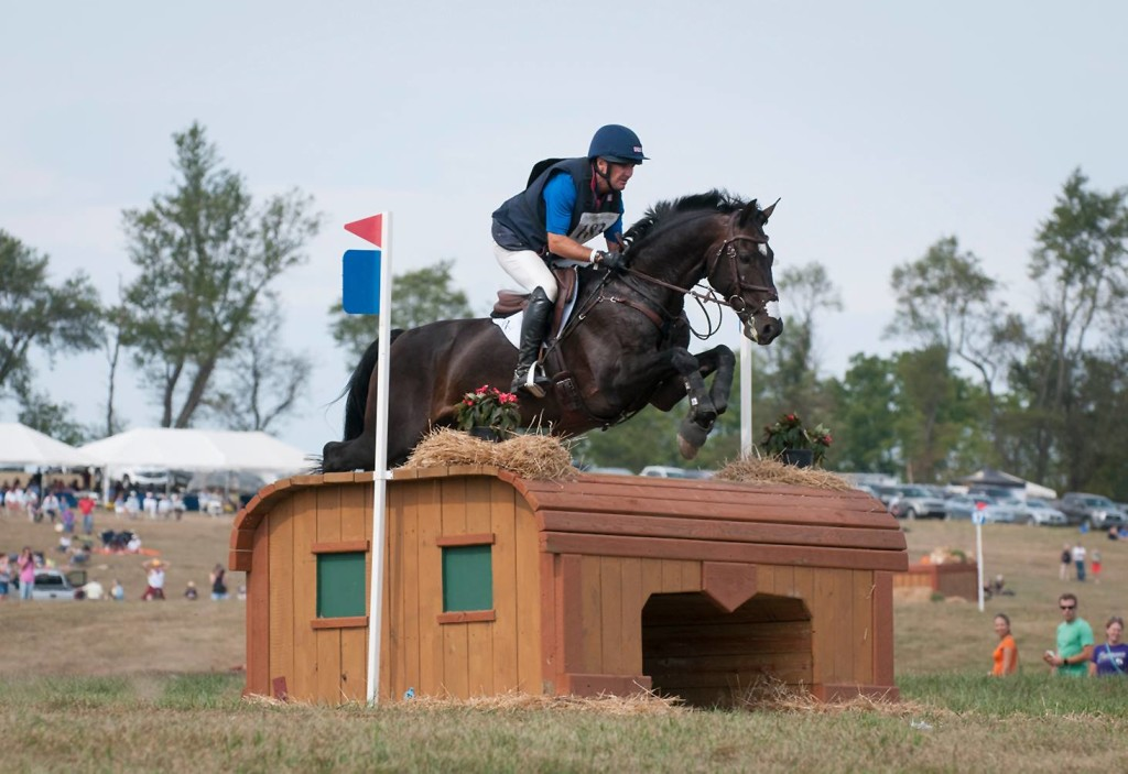 I'm Sew Ready. Photo by Leslie Threlkeld/Eventing Nation.