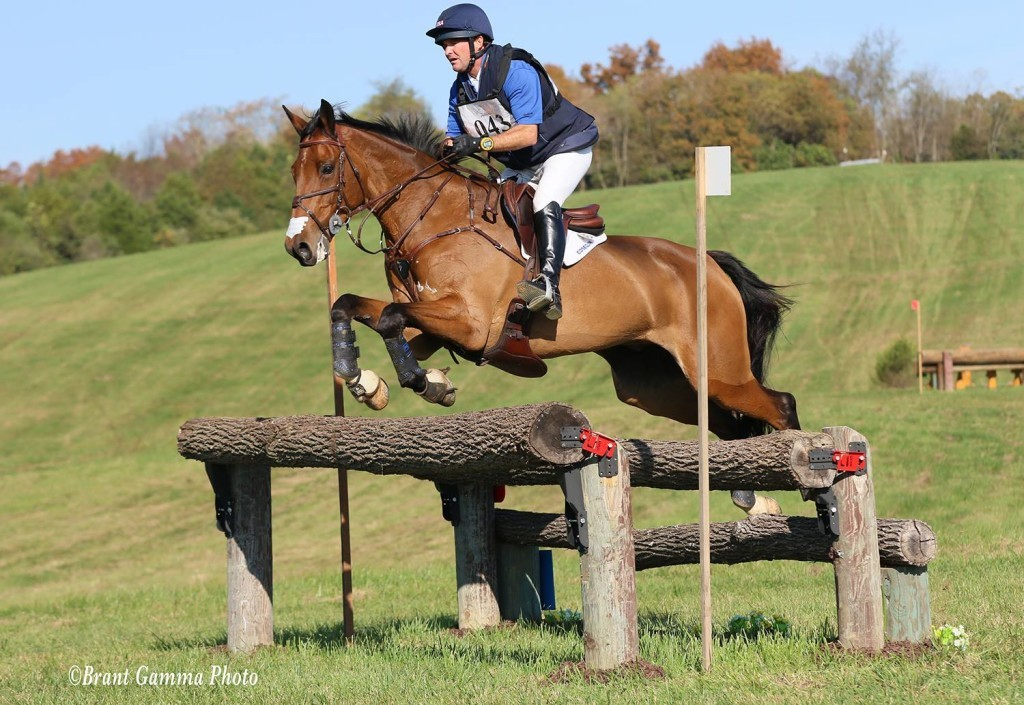 Photo by Brant Gamma Photography for Virginia Horse Trials