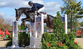 The Manager & Santa's Playboy Named USEF National CCI* Reserve Champions