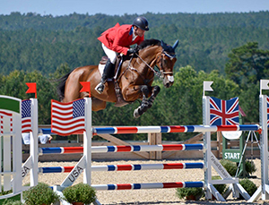 Z Wins Inaugural Advanced Horse Trials at Stable View