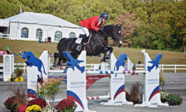 I'm Sew Ready and Mr. Candyman Finish in Top Five at Fair Hill CCI3*