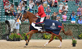 Mr. Medicott Wins Rolex/USEF National CCI4* Championship