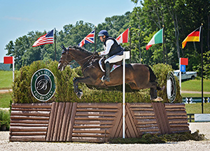 I'm Sew Ready Finishes 3rd at Great Meadow, USA Wins Nations Cup