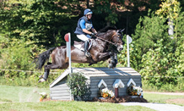 I'm Sew Ready and Mr. Candyman Finish in Top 10 at American Eventing Championships