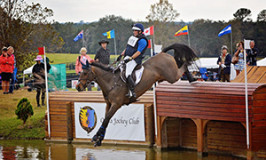 Returning to Competing at Ocala Jockey Club International